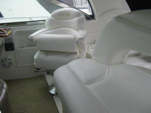 Exceptional Boat upholstery